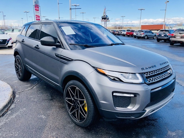Pre Owned 2017 Land Rover Range Evoque Hse